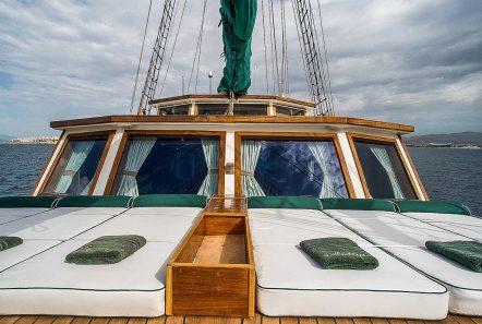 arktos motor sailer subbeds min -  Valef Yachts Chartering - 2225