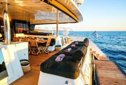 carpe diem catamaran  (19) min -  Valef Yachts Chartering - 2015