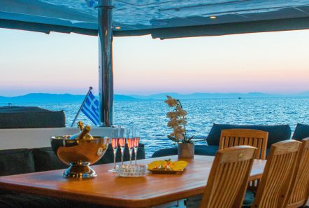 carpe diem catamaran  (20) min -  Valef Yachts Chartering - 2014