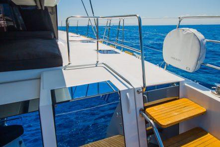 carpe diem catamaran  (34) min -  Valef Yachts Chartering - 2013