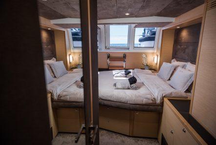 carpe diem catamaran  (37) min -  Valef Yachts Chartering - 2011