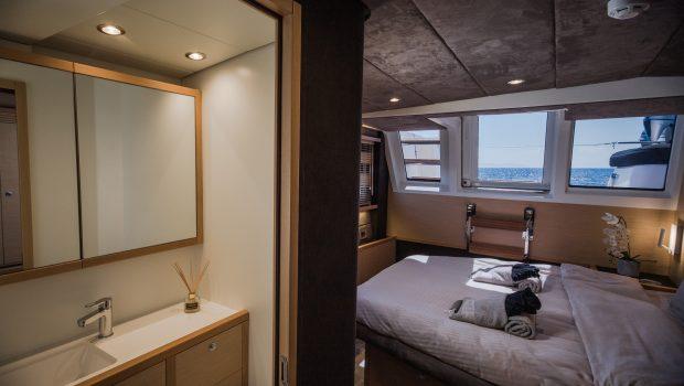 carpe diem catamaran  (38) min -  Valef Yachts Chartering - 2010
