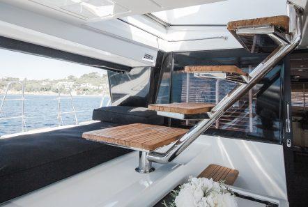carpe diem catamaran  (40) min -  Valef Yachts Chartering - 2078