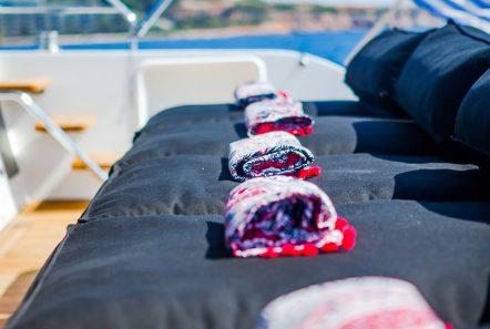 carpe diem catamaran  (81) min -  Valef Yachts Chartering - 2073