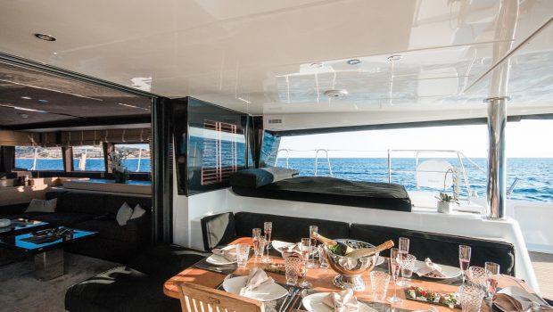 carpe diem catamaran aft deck (3) min -  Valef Yachts Chartering - 2068