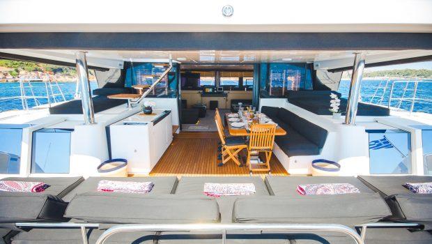 carpe diem catamaran aft deck1 (1) min -  Valef Yachts Chartering - 2066