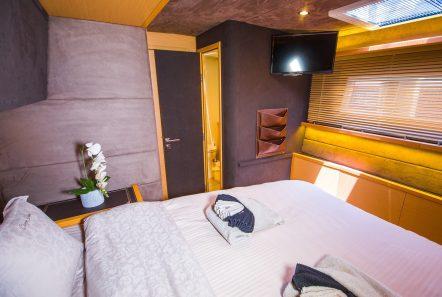 carpe diem catamaran cabins (3) min -  Valef Yachts Chartering - 2056