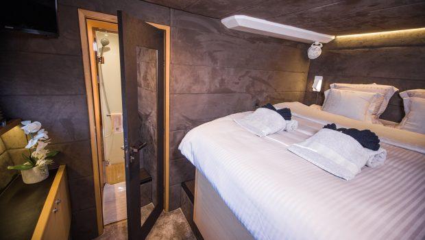 carpe diem catamaran cabins (6) min -  Valef Yachts Chartering - 2053