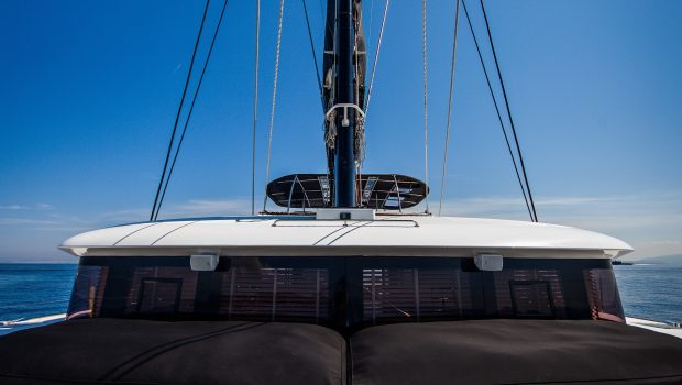 carpe diem catamaran deck (1) min -  Valef Yachts Chartering - 2052