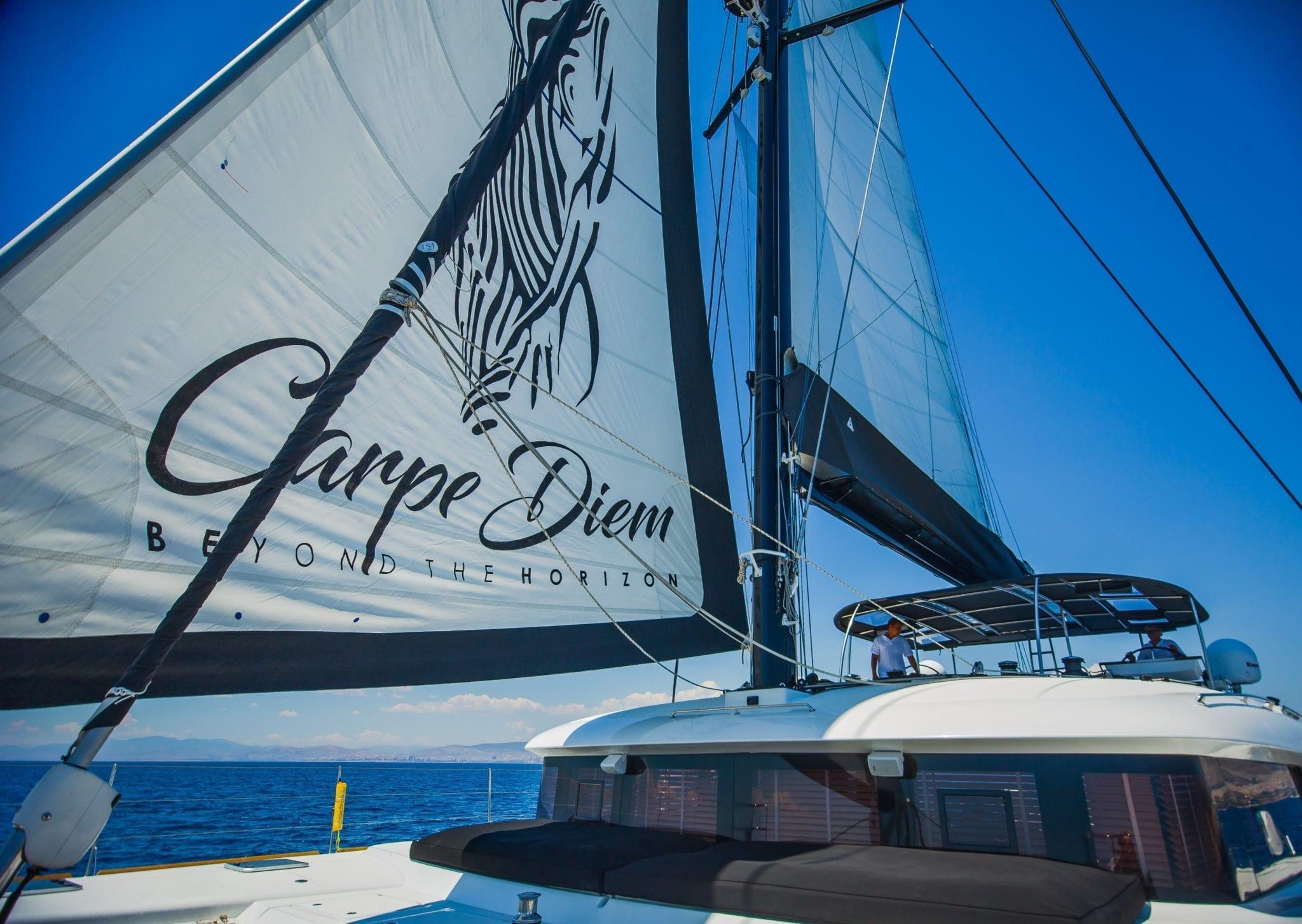 carpe diem catamaran deck (10) min -  Valef Yachts Chartering - 2043