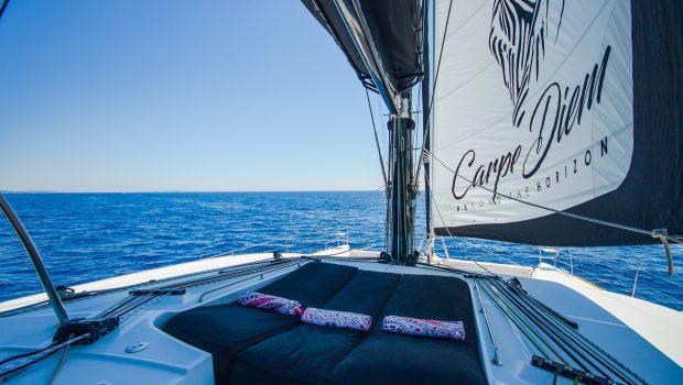 carpe diem catamaran deck (12) min -  Valef Yachts Chartering - 2041