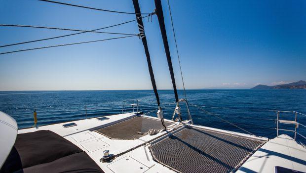 carpe diem catamaran deck (2) min -  Valef Yachts Chartering - 2051