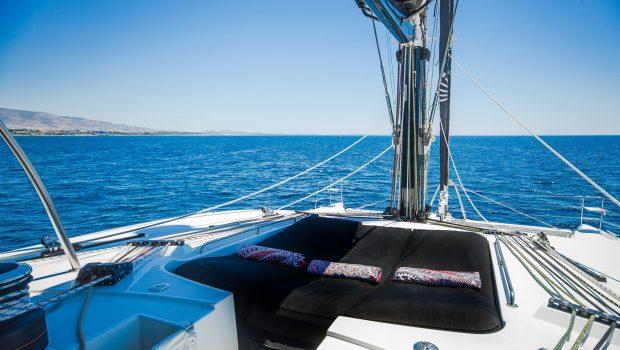 carpe diem catamaran deck (5) min -  Valef Yachts Chartering - 2048