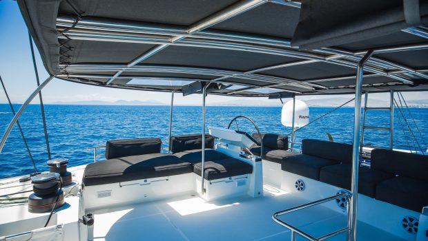 carpe diem catamaran deck (6) min -  Valef Yachts Chartering - 2047