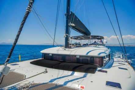 carpe diem catamaran deck (8) min -  Valef Yachts Chartering - 2045