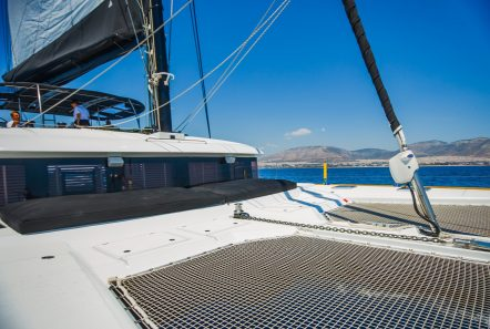 carpe diem catamaran deck (9) min -  Valef Yachts Chartering - 2044