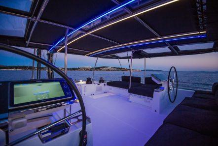 carpe diem catamaran evening (4) min -  Valef Yachts Chartering - 2037
