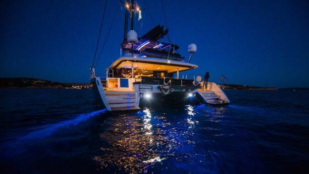 carpe diem catamaran evening (6) min -  Valef Yachts Chartering - 2036