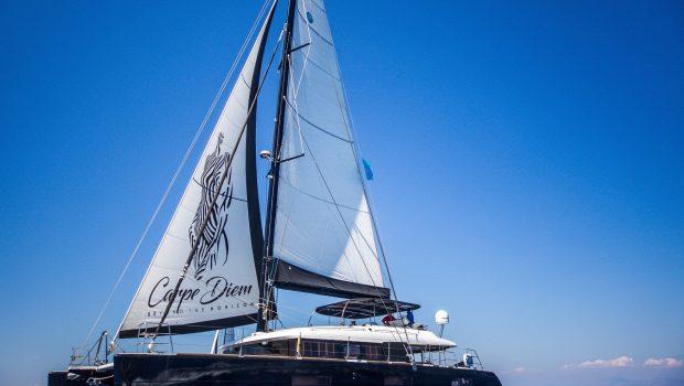 carpe diem catamaran exteriors (4) min -  Valef Yachts Chartering - 2034