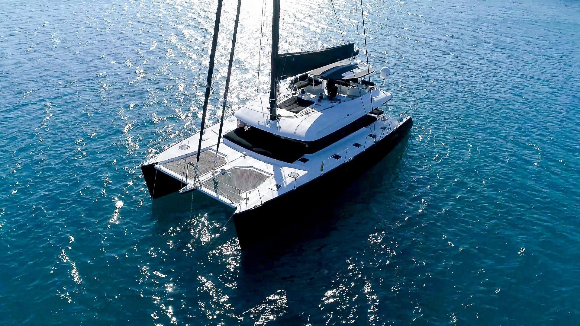 carpe diem catamaran exteriors (8) min -  Valef Yachts Chartering - 2030