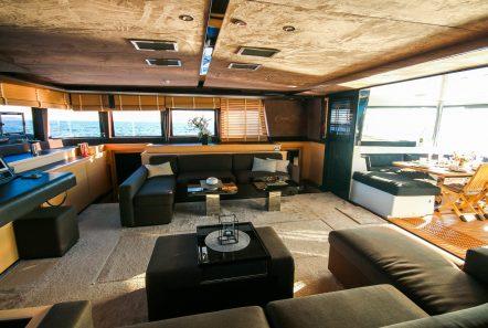 carpe diem catamaran salon (10) min -  Valef Yachts Chartering - 2024