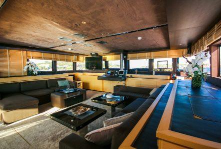 carpe diem catamaran salon (2) min -  Valef Yachts Chartering - 2028