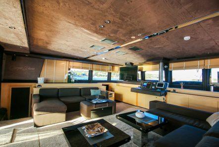 carpe diem catamaran salon (4) min -  Valef Yachts Chartering - 2027