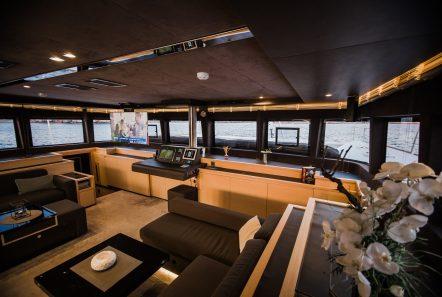 carpe diem catamaran salon1 (1) min -  Valef Yachts Chartering - 2023