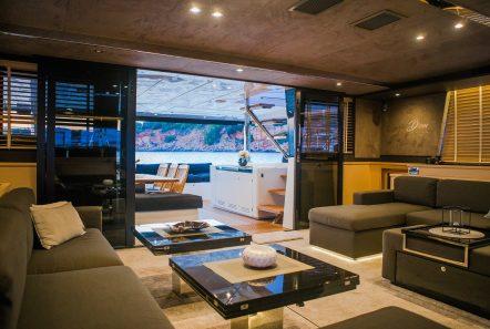 carpe diem catamaran salon1 (4) min -  Valef Yachts Chartering - 2020