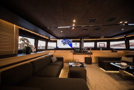 carpe diem catamaran salon1 (7) min -  Valef Yachts Chartering - 2019