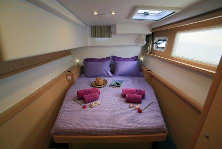 daniella ii catamaran cabins (1) -  Valef Yachts Chartering - 2166