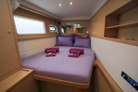 daniella ii catamaran cabins (3) -  Valef Yachts Chartering - 2164