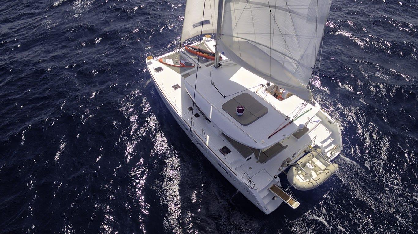 daniella ii catamaran exterior (3) -  Valef Yachts Chartering - 2161