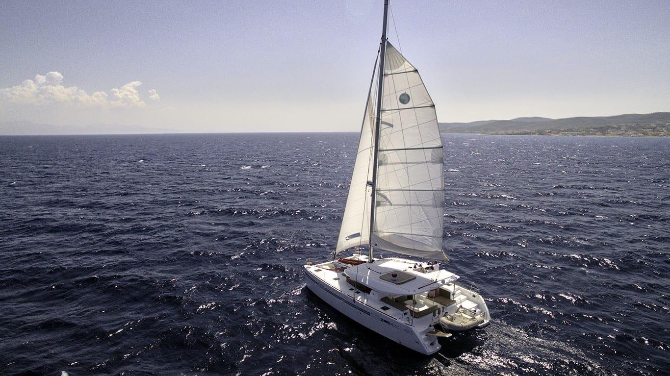 daniella ii catamaran exterior (4) -  Valef Yachts Chartering - 2160