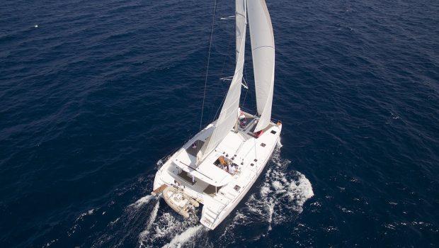 daniella ii catamaran exterior (5) -  Valef Yachts Chartering - 2159