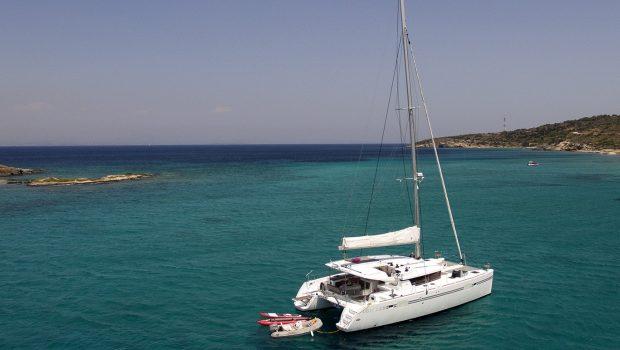 daniella ii catamaran exterior (6) -  Valef Yachts Chartering - 2158