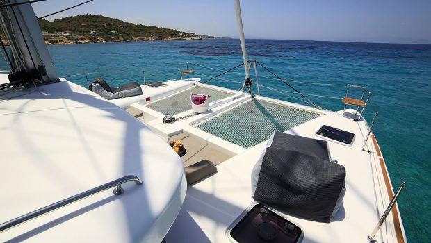 daniella ii catamaran exterior spaces (10) -  Valef Yachts Chartering - 2182