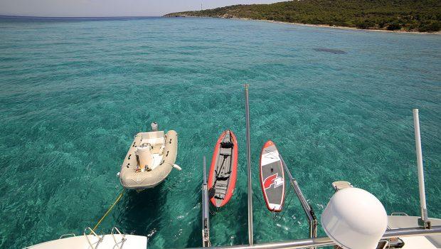 daniella ii catamaran exterior spaces (11) -  Valef Yachts Chartering - 2181