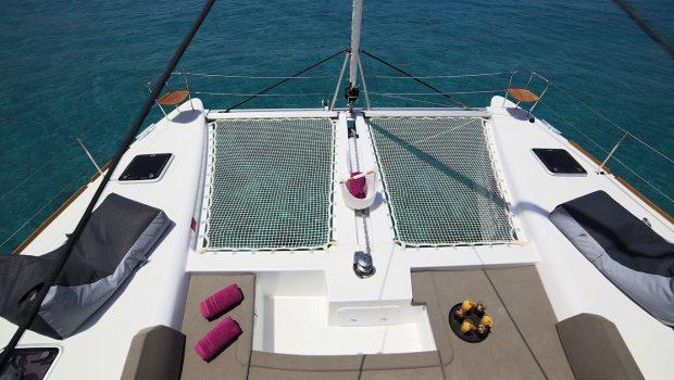 daniella ii catamaran exterior spaces (12) -  Valef Yachts Chartering - 2180