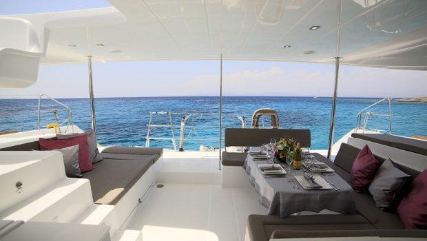 daniella ii catamaran exterior spaces (13) -  Valef Yachts Chartering - 2179