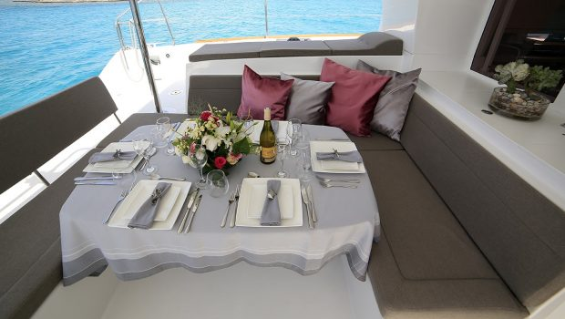 daniella ii catamaran exterior spaces (14) -  Valef Yachts Chartering - 2178