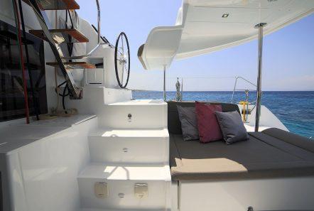 daniella ii catamaran exterior spaces (15) -  Valef Yachts Chartering - 2177