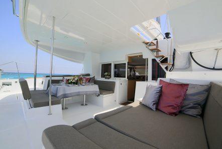 daniella ii catamaran exterior spaces (16) -  Valef Yachts Chartering - 2176