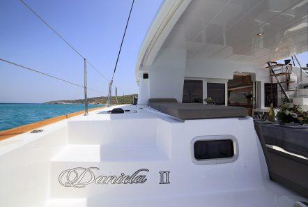 daniella ii catamaran exterior spaces (17) -  Valef Yachts Chartering - 2175