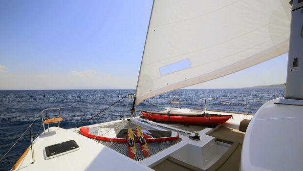 daniella ii catamaran exterior spaces (2) -  Valef Yachts Chartering - 2190