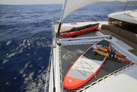 daniella ii catamaran exterior spaces (3) -  Valef Yachts Chartering - 2189