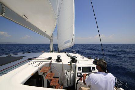 daniella ii catamaran exterior spaces (5) -  Valef Yachts Chartering - 2187