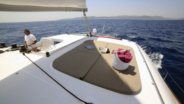 daniella ii catamaran exterior spaces (6) -  Valef Yachts Chartering - 2186