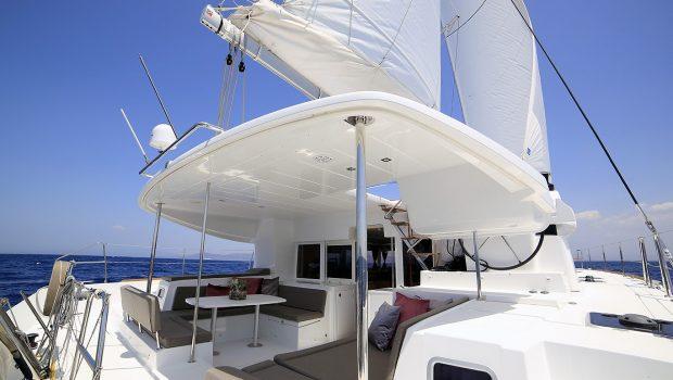 daniella ii catamaran exterior spaces (7) -  Valef Yachts Chartering - 2185