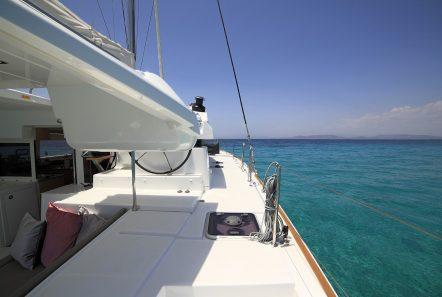 daniella ii catamaran exterior spaces (8) -  Valef Yachts Chartering - 2184